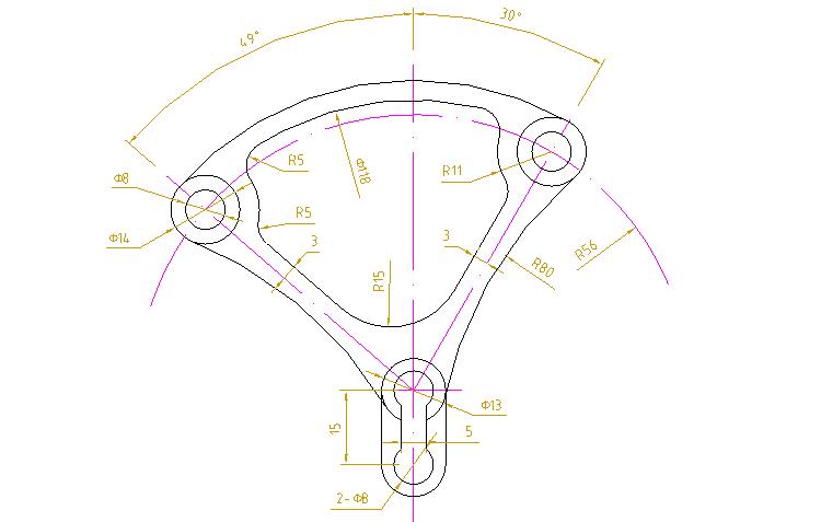 机械零件图