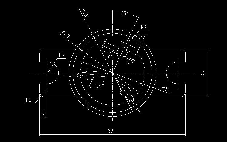 机械零件图10