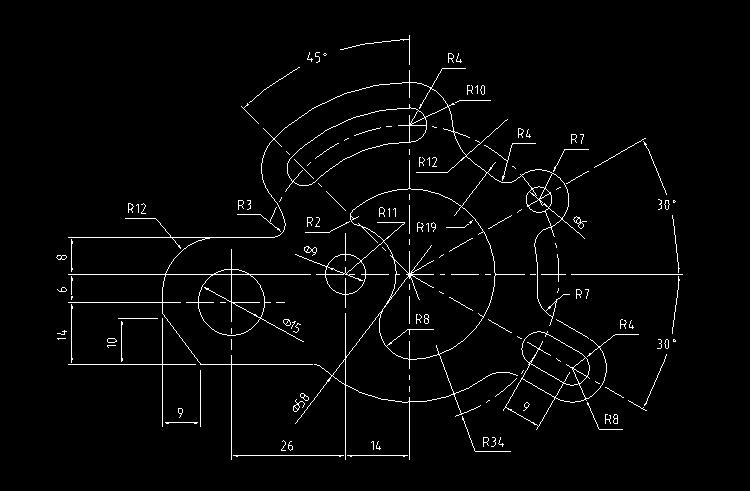 机械零件图2