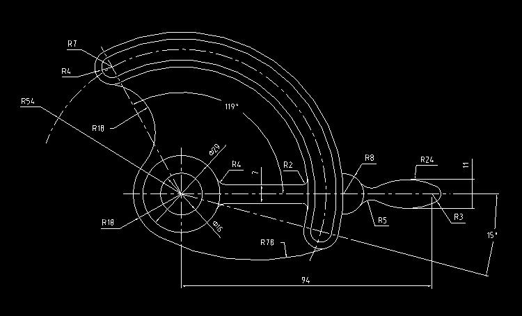 机械零件图3