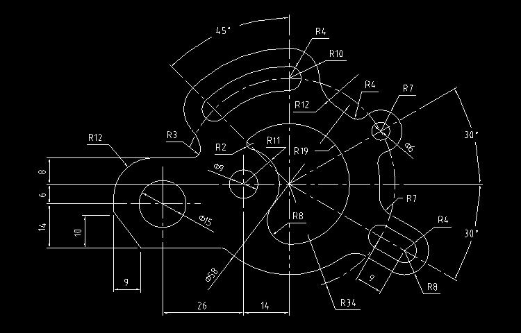 机械零件图4
