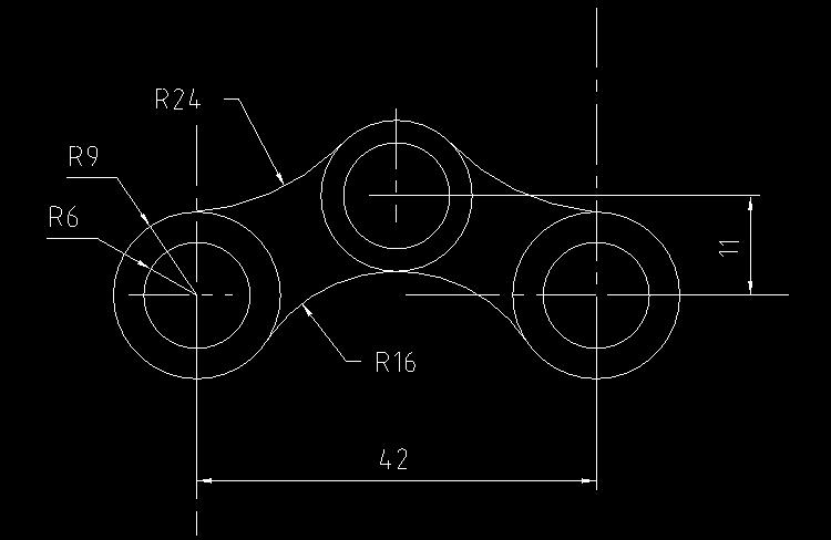 cad机械制图基础_127个CAD常用机械零件图 CAD机械零件练习图纸 - 迅捷CAD编辑器