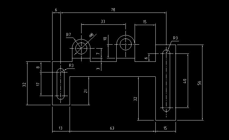 机械零件图9