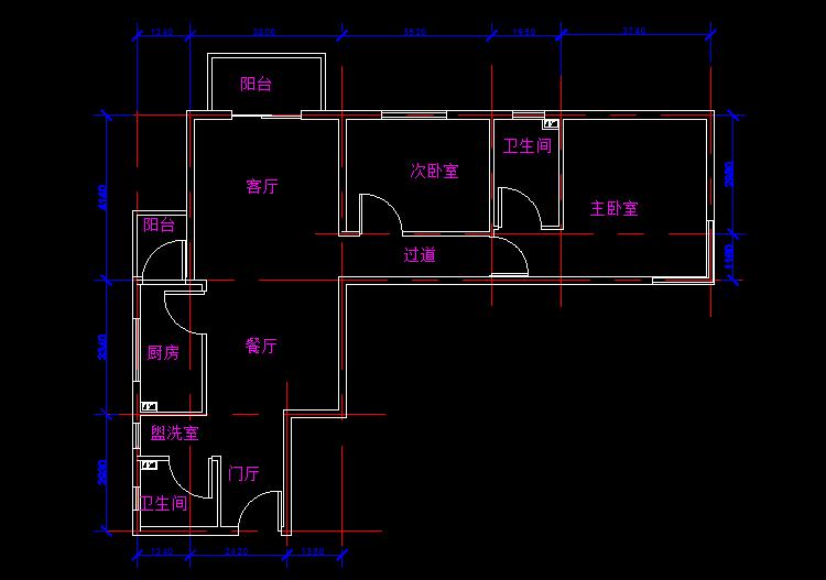 cad制图培训_CAD练习图 - 迅捷CAD迅捷CAD