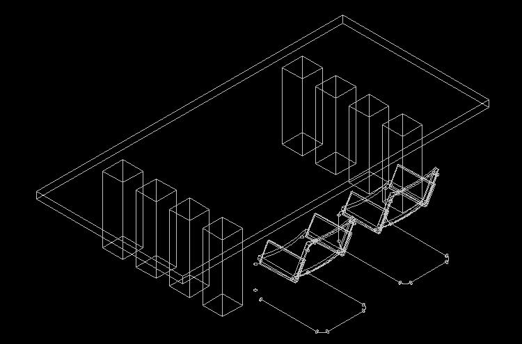 CAD练习图13
