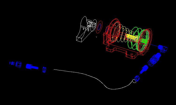 CAD练习图14