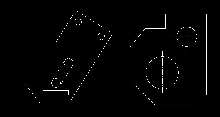 CAD练习图1