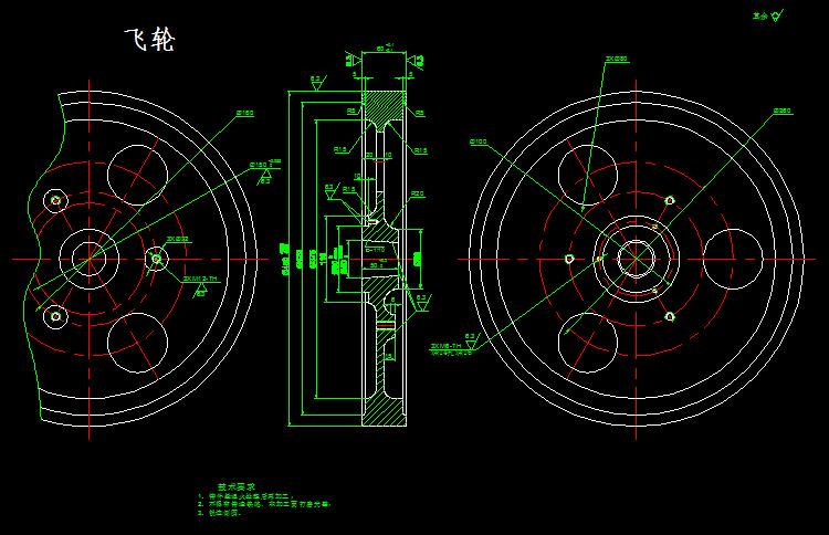 cad制图培训_S195柴油机CAD全套图纸 - 迅捷CAD图库